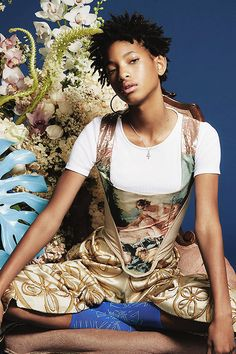 willowlover: Willow Smith in Stance Campaign. Dreads, Pretty People, Beautiful People, Willow And Jaden Smith, Afro Punk, Oui Oui, African American Women, Belleza Natural, Southern Belle