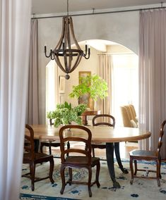 Dining Room by Smith Hanes