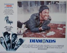 Diamonds Lobby Card #7, 1972, $9