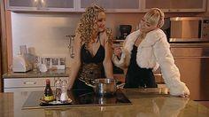 """Ellen Saint and Liliane Tiger in """"Il ricatto"""" (2005)"""
