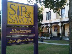 Sip & Savor in Plano, TX