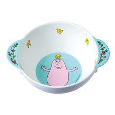 Barbapapa kunststof soepkom lente #Barbapapa #soep #kom #soepkom #lente #kuikentjes