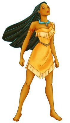 Disney Princesses Pocahontas   Pocahontas                                                                                                                                                                                 Mais