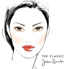 Jason Brooks - The Classic - This simple yet classic look will ensure you stand out in the crowd.