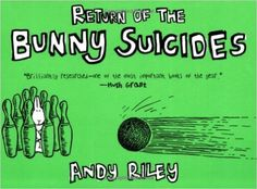 The Return of the Bunny Suicides: Andy Riley: 9780452286238: Amazon.com: Books