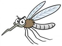 10 Things You've Always Wondered Cartoon Mosquito, Cartoon Eyes, Mosquitos, Drawing Projects, Health And Nutrition, Art Sketches, Zentangle, Bugs, Doodle