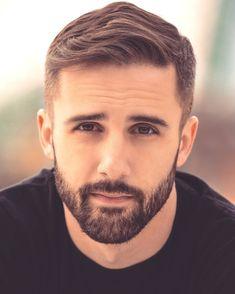 Handsome Bearded Men, Hairy Men, Beautiful Men Faces, Gorgeous Men, Sexy Beard, Great Beards, Haircuts For Men, Men Hairstyles, Men's Haircuts