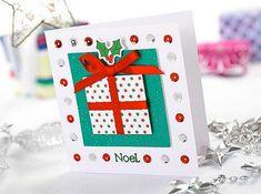 Como fazer cartão de natal artesanal 008