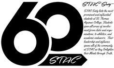 STAC Sixty Logo Draft