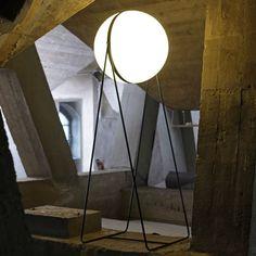 Luna Lamp by Stevan Djurovic For Lanterna | MONOQI  #bestofdesign