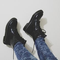 #Shoes #Black #Teen_Style