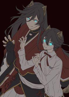 this an anime? Manga Art, Manga Anime, Anime Art, Otaku, Hot Anime Guys, Anime Love, Hades, Touken Ranbu Kanesada, Image Manga