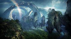 Resultado de imagem para planeta pandora de avatar