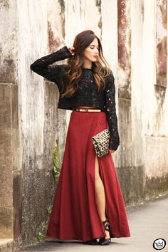 Meet Flávia Desgranges van der Linden, Fashion Blogger From The Blog Fashion Coolture