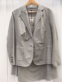 cf9ce837fd0b0 Marks Spencer Ladies Skirt Suit Size 18 20 BNWT  fashion  clothing  shoes   accessories  womensclothing  suitssuitseparates (ebay link)