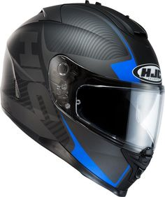 Casco Integrale per Moto HJC Helmets IS 17 MISSION MC-2F