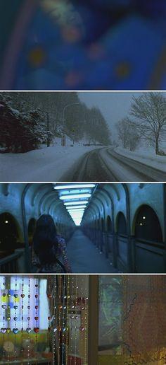 Millenium Mambo (2001) Dir: Hou Hsiao-Hsien DP: Ping Bin Lee