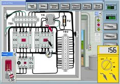 Troubleshooting - Electrical Motor Control Circuits