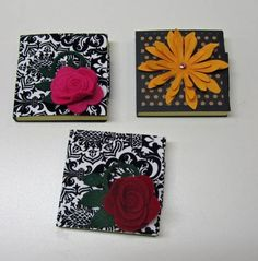 post it note holders by lori92760 - Cards and Paper Crafts at Splitcoaststampers