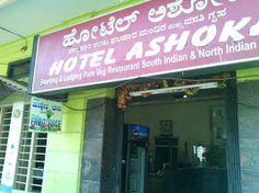 Hotel Ashoka - DELICIOUS CHAI says Margaret Dhanavantri Rd, Shivarampet, Mysore, Karnataka 570001, India