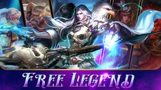 Win a Arena or Ranked Match with the required Legend to earn 100 Arena Medals! Moba Legends, Mobile Game, Thinking Of You, Movie Posters, Movies, Thinking About You, 2016 Movies, Film Poster, Films
