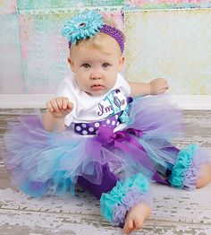 First Birthday Girl Outfit Dragonfly Purple by whimsytots on Etsy, $70.50