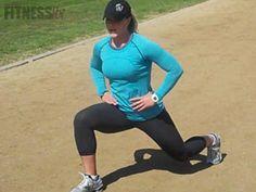 Leg Sculpting Plyometrics - This routine looks fun! Health And Fitness Tips, Fitness Diet, Fitness Goals, Full Leg Workout, Nicole Wilkins, Explosive Workouts, Leg Training, Figure Competition, Plyometrics