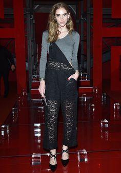 Sizce Bu Trend Devam Eder Mi? - Dantel Pantolonlar | Moda Trend Stil