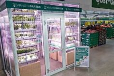 This New German Supermarket Now Has This Crazy Healthy Option in Stock