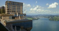 Everything Old Is New Again at Switzerland's Bürgenstock Resort