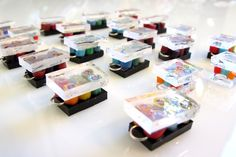 Process of Making Millefiori Fused Glass Jewelry - Painted Light ...