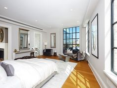 Property Of Puck Penthouses: The Crown Jewel of SoHo New York Penthouse, Penthouse Apartment, Soho, World Famous Buildings, Barrel Vault Ceiling, Lafayette Street, Villa, Downtown New York, Pent House