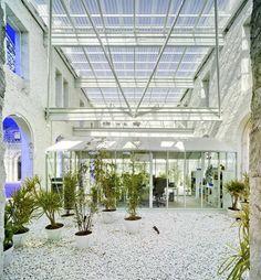 Sede Casa Mediterráneo – Renovación interior  Estación Benalúa  / Manuel Ocaña del Valle
