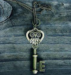 owl key