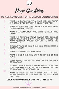 Deep Questions To Ask, Questions To Get To Know Someone, Getting To Know Someone, Interesting Questions To Ask, Romantic Questions, What If Questions, Couple Questions, Relationship Questions, Relationship Advice
