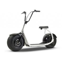 SSR Motorsports Fat Tire Electric ScooterFrom humble beginnings in 2002 when SSR Motorsports Tubeless Tyre, Terrain Vehicle, Pit Bike, Commute To Work, Kick Scooter, Motor Scooters, Front Brakes, Electric Scooter, Cars And Motorcycles