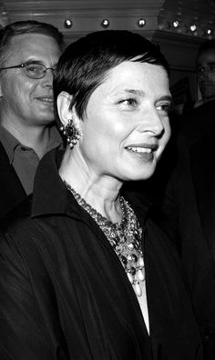 Born in 1952 to the Swedish actress Ingrid Bergman and Italian director Roberto Rossellini, it seems only natural for Isabella Fiorella Elettra Giovanna