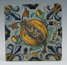 Dutch Tile The Netherlands Century Delft Tiles, Mosaic Tiles, Traditional Tile, Stenciled Floor, Medallion Quilt, Painted Tiles, Hand Painted, Art Projects, Project Ideas