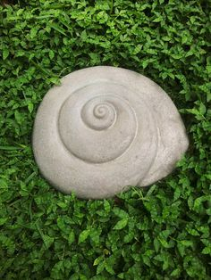 Check out this item in my Etsy shop https://www.etsy.com/listing/196054052/seashell-steppinggarden-stone