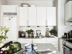 Kuchnia styl Skandynawski - zdjęcie od MartaWieclawDesign - Kuchnia - Styl Skandynawski - MartaWieclawDesign
