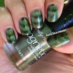 Sally Hansen magnetic nail polish