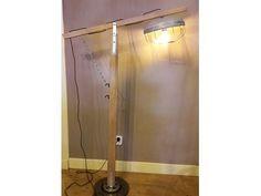 stoere staande lamp