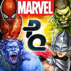 Hack Marvel Puzzle Quest R76.0.281763 Unlimited Gems