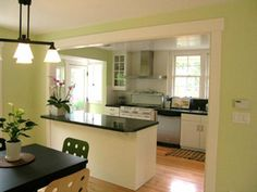 open a room without removing load bearing wall - Google Search