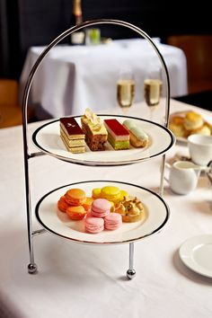 Luxury Melbourne afternoon tea at Collins Kitchen