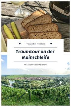 Traumtour an der Mainschleife – Delicious Travel Maine, Places To Go, Around The Worlds, Camping, Tours, Blog, City Guides, Wanderlust, Holidays