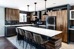 Kitchen Hardware, Decoration, Bar Stools, Kitchen Island, Conference Room, Design, Inspiration, Furniture, Home Decor