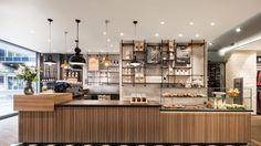 Coffee shop interiors, coffee cafe interior, cafe shop design, coffee bar d Restaurant Design, Café Restaurant, Modern Restaurant, Café Bar, Bar Interior, Interior Livingroom, Interior Plants, French Interior, Scandinavian Interior