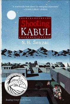 Shooting Kabul by N.H. Senzai Use excerpt with A Long Walk to Water