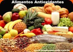 Alimentos antioxidantes - O que são, como agem e principais fontes